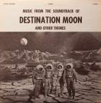 Music from the soundtrack of Destination Moon and other themes